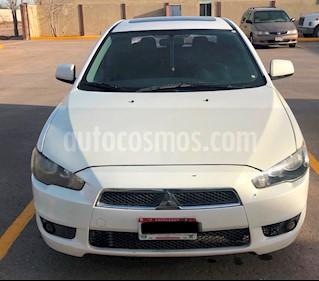 Foto venta Auto usado Mitsubishi Lancer GTS CVT Sun & Sound (2010) color Blanco precio $105,000