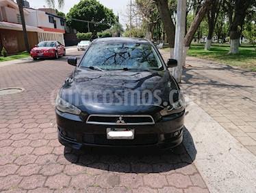 Mitsubishi Lancer GTS CVT usado (2009) color Negro precio $100,000