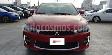 Foto venta Auto Seminuevo Mitsubishi Lancer GTS Sun & Sound (2016) color Rojo precio $269,000