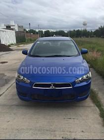 Foto venta Auto Seminuevo Mitsubishi Lancer LS (2009) color Azul precio $105,000
