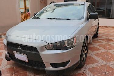 Mitsubishi Lancer DE ABS & AC usado (2012) color Plata precio $110,000