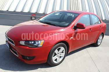 Mitsubishi Lancer ES CVT  usado (2014) color Rojo Rally precio $145,000