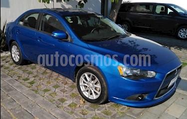 Mitsubishi Lancer ES Aut usado (2015) color Azul Electrico precio $149,000
