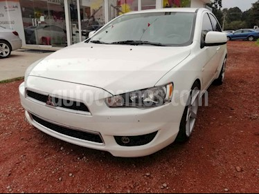 foto Mitsubishi Lancer ES Aut usado (2013) color Blanco precio $127,000