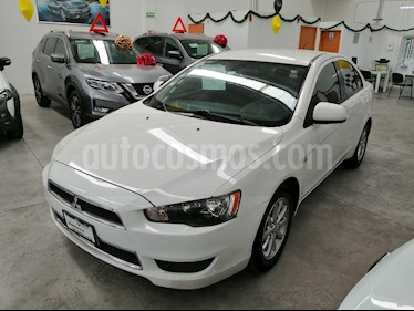 foto Mitsubishi Lancer ES usado (2013) color Blanco precio $140,000