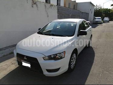 Mitsubishi Lancer ES CVT  usado (2013) color Blanco precio $115,000