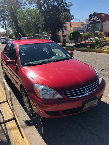 Mitsubishi Lancer LS usado (2007) color Rojo Vivo precio $65,000