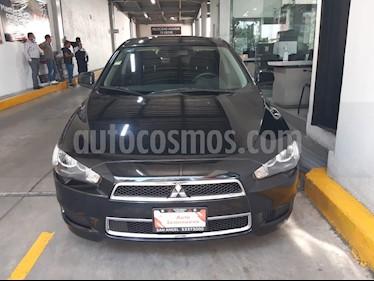Mitsubishi Lancer ES CVT  usado (2013) color Negro precio $139,000