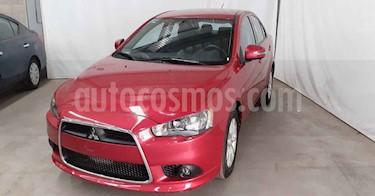 Mitsubishi Lancer 4p ES ATM L4/2.0 Aut usado (2015) color Rojo precio $169,900