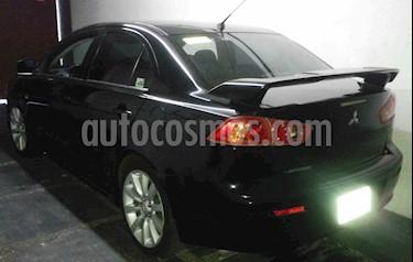 Mitsubishi Lancer GTS CVT Sun & Sound usado (2009) color Negro precio $98,500