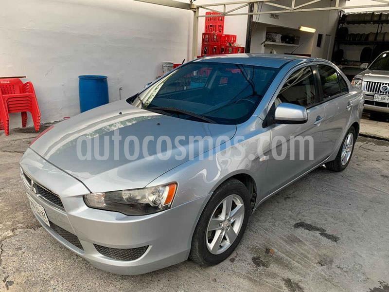 Mitsubishi Lancer ES Aut usado (2009) color Plata precio $129,900