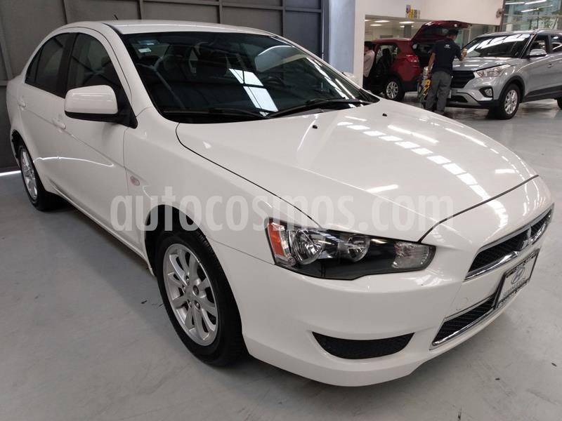 Mitsubishi Lancer ES CVT usado (2012) color Blanco precio $114,900