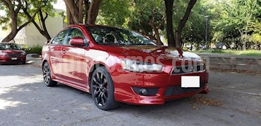 Mitsubishi Motors Lancer GTS CVT Sun & Sound usado (2009) color Rojo Rally precio $110,000