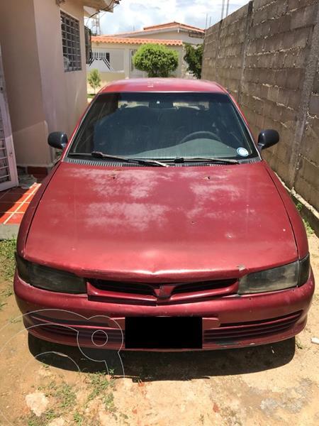 Mitsubishi Lancer 1.6 L4,1.6i,16v A 1 1 usado (1993) color Rojo precio u$s600