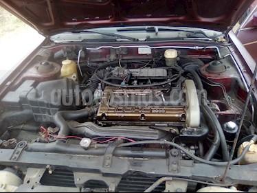Mitsubishi MF Edicion Especial V6 2.5i 24V usado (1992) color Rojo precio BoF550