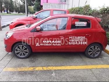 Foto Mitsubishi Mirage 5p GLS L3/1.2 Aut usado (2019) color Rojo precio $224,322