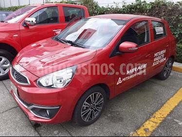 Foto venta Auto usado Mitsubishi Mirage 5p GLS L3/1.2 Aut (2019) color Rojo precio $201,390