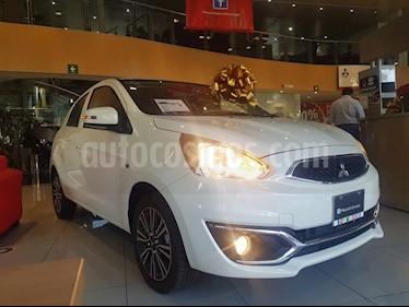 Foto venta Auto Seminuevo Mitsubishi Mirage GLS CVT (2018) color Blanco Perla precio $221,900