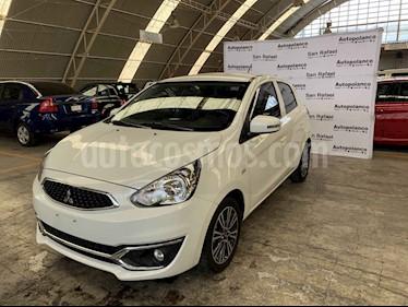 Foto venta Auto usado Mitsubishi Mirage GLS (2017) color Blanco precio $179,000