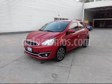 Foto venta Auto usado Mitsubishi Mirage GLS (2017) color Rojo precio $199,000