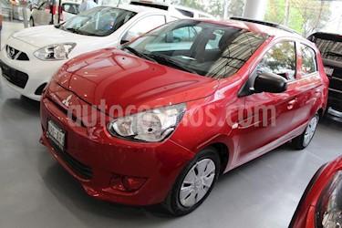 Foto venta Auto Seminuevo Mitsubishi Mirage GLX (2016) color Rojo precio $159,000