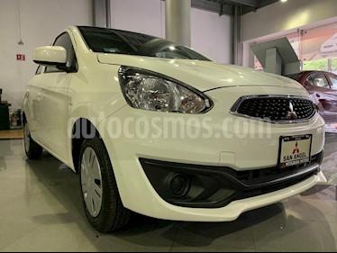 Foto venta Auto nuevo Mitsubishi Mirage GLX color Blanco Perla precio $194,400