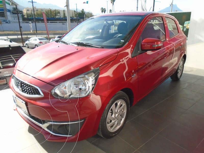 Foto Mitsubishi Mirage GLS usado (2019) color Rojo precio $179,000