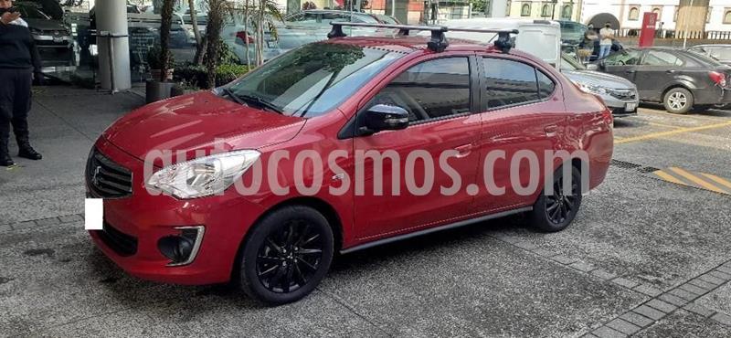 Mitsubishi Mirage GLS CVT usado (2019) color Rojo precio $207,000