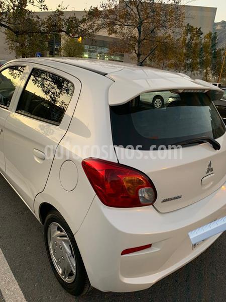 Mitsubishi Mirage GLS CVT usado (2017) color Blanco Perla precio $127,000