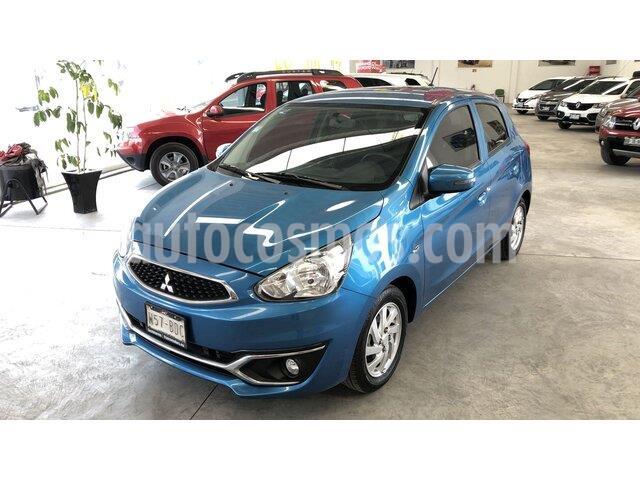 Mitsubishi Mirage GLS usado (2019) color Azul precio $190,000