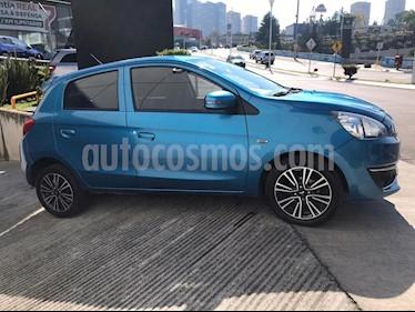 Mitsubishi Mirage GLS CVT usado (2017) color Azul precio $164,900