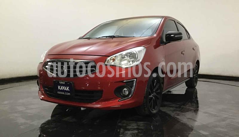 Mitsubishi Mirage GLS CVT usado (2019) color Rojo precio $239,999