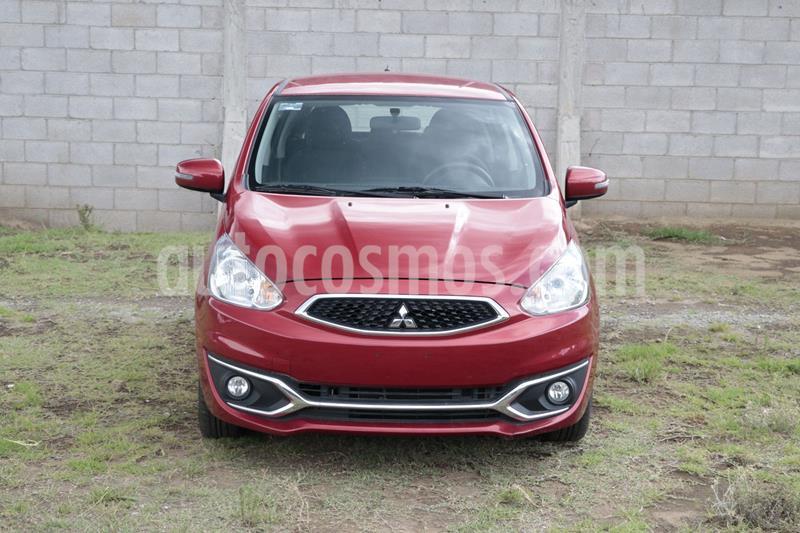 Mitsubishi Mirage GLS CVT usado (2018) color Rojo precio $179,648