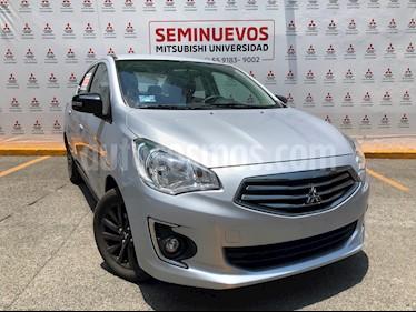 Mitsubishi Motors Mirage GLS usado (2019) color Plata precio $230,000