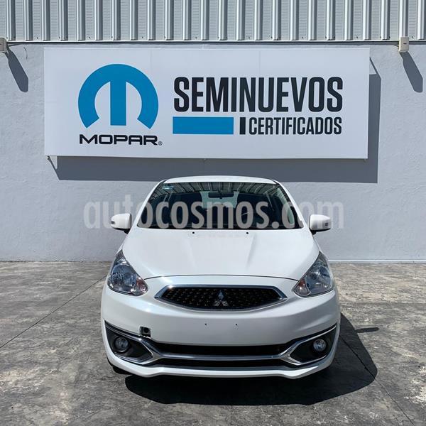 Mitsubishi Mirage GLS usado (2018) color Blanco precio $174,000
