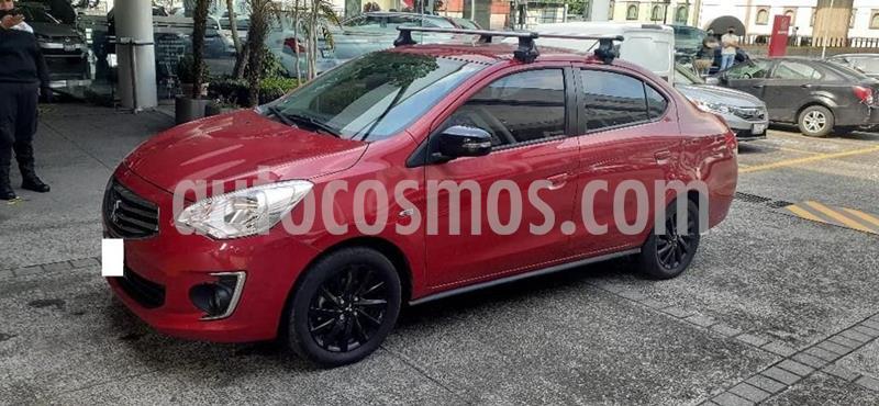 Mitsubishi Mirage GLS CVT usado (2019) color Rojo precio $219,000