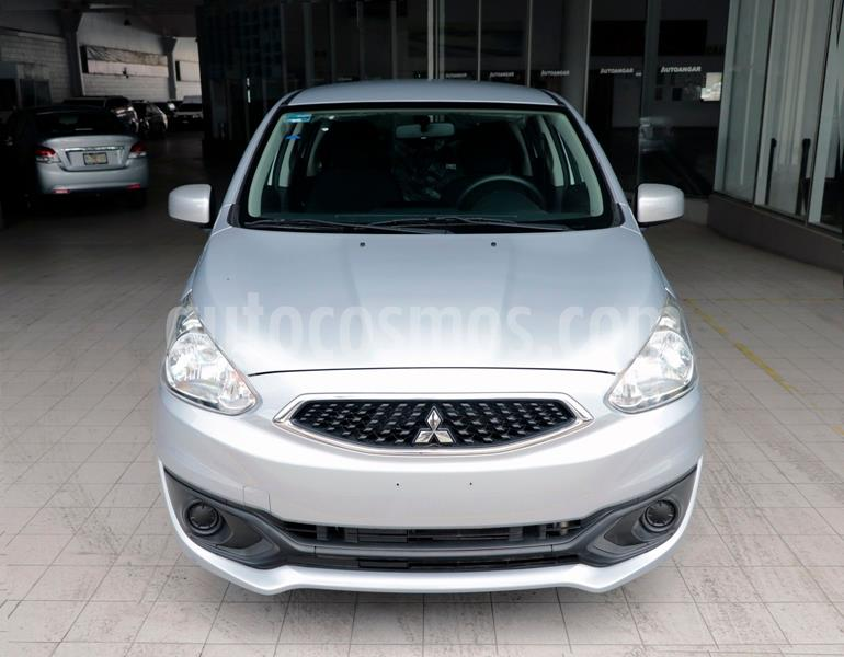 Mitsubishi Mirage GLX usado (2018) color Plata Dorado precio $136,375