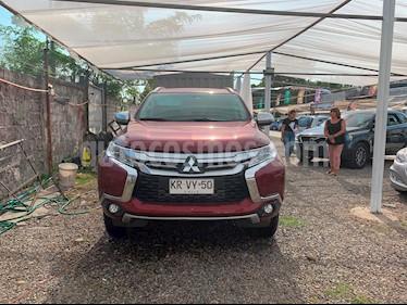 Mitsubishi Montero Sport 2.4 4X2 Aut   usado (2018) color Rojo precio $18.500.000
