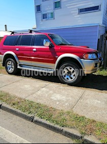 Mitsubishi Montero Sport 2.5 4X4 usado (2007) color Rojo precio $6.800.000