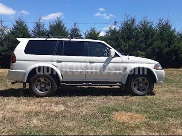 Mitsubishi Montero Sport 3.0 GLS Aut  usado (2003) color Blanco precio $4.400.000