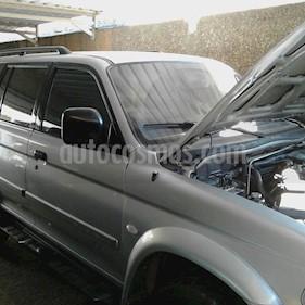 Foto venta carro usado Mitsubishi Montero Sport 3.0L 4x4 Aut  (2007) color Plata Brillante precio u$s3.500