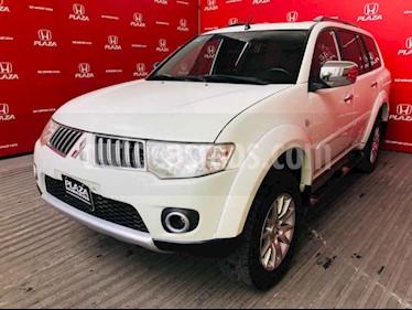 Foto venta Auto usado Mitsubishi Montero Sport 3.5L Sun & Sound (2012) color Blanco precio $189,000