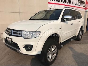 Foto venta Auto usado Mitsubishi Montero Sport 3.5L Sun & Sound (2014) color Blanco precio $250,000