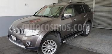 Foto venta Auto usado Mitsubishi Montero Sport 3.5L Sun & Sound (2012) color Marron precio $189,900
