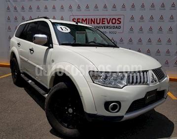 Foto venta Auto usado Mitsubishi Montero Sport 3.5L (2013) color Blanco precio $235,000