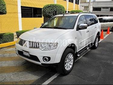 Foto venta Auto usado Mitsubishi Montero Sport 3.5L (2012) color Blanco precio $184,900