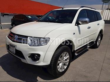 Foto venta Auto usado Mitsubishi Montero Sport 3.5L (2015) color Blanco precio $310,000