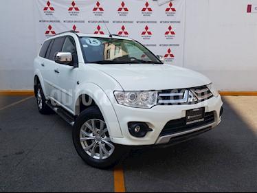 Foto venta Auto usado Mitsubishi Montero Sport 3.5L (2015) color Blanco precio $279,000