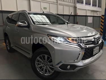 Foto venta Auto usado Mitsubishi Montero Sport 5p Sport Advance V6/3.0 Aut (2018) color Plata precio $585,000