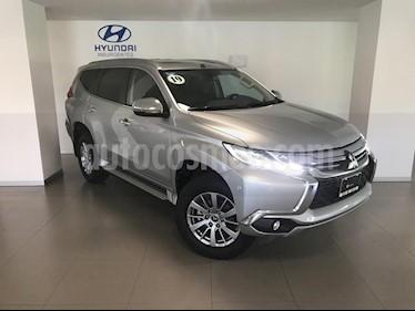 Foto venta Auto Seminuevo Mitsubishi Montero Sport Advance 4X2 (2019) color Plata precio $669,000